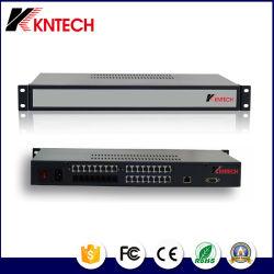 2017 новый дизайн интегрировать Kntech Knpb-24 аналоговой офисной АТС