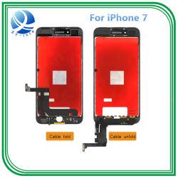 Téléphone mobile pour iPhone 7 LCD écran tactile LCD noir/blanc