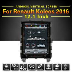 OEM de fábrica 2016 Coche Especial reproductor de DVD para el Renault Koleos