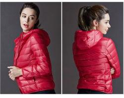 2019 новейших высококачественных дамы света стеганая зимние куртки (50594)