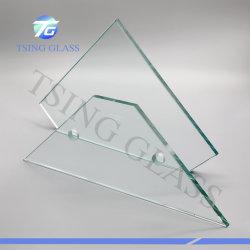 3mm-19mm, sphère teintée, Flat/plié/trempé incurvé/Le verre trempé pour la fenêtre en verre/porte/Salle de douche/verre clôture/étagère en verre