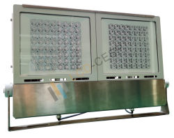 3000W-5000W Lampe au xénon HID équivalent en acier inoxydable LED Projecteur Marine 500w 3000m à long terme Marine Militaire de rotation Projecteurs IP68 IP67
