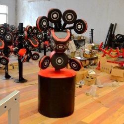 체육관 장비 조정 가능 맞춤 권투 포커스 미트