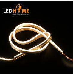 Des Gleichstrom-24V 6X12mm LED dünner Neonstreifen-im Freiendekoration Gefäß-flexibler Silikon-Neon-LED