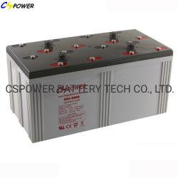 Lange Lebensdauer-tiefe Schleife-Gel-Batterie der CG-Serien-12V3000ah für Sonnensystem