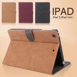 Commerce de gros prix d'usine comprimé en cuir de luxe de cas de protection antichoc tablette arrière Couverture pour les accessoires iPad Designer de l'air comprimé les cas pour l'iPad Mini Pro