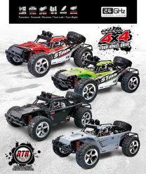 Querfeldeinauto-Spielzeug, 1:12 Schuppe, das 2.4 Gigahertz-All-Wheel-Drive Modell holen Elektrizität an einem Hochgeschwindigkeitshochgeschwindigkeitsvierradantrieb-vorbildlichen Auto