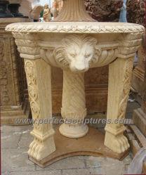 Antikes Stone Marble Bathroom Cabinet Vanity für Bath Vanities (QBN062)