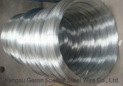 Oval Steel Wire Professional المصنعين المنتجات عالية الجودة مجلفنة