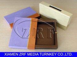 Caixa de papel ondulado coloridos Printing Service (CB-025)