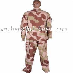 卸し売り軍隊のユニフォームF1の緑の屋外の衣服