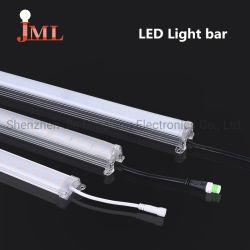 Emj Digital LED RGB de tubos DMX512 de parede LED luz lava-Bar impermeável IP67 Piscina candeeiros de parede