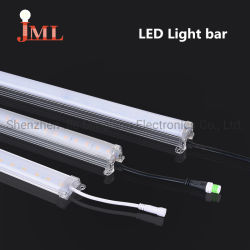 Jml LED 디지털 관 RGB DMX512 LED 벽 세탁기 표시등 막대 방수 IP67 옥외 벽 램프