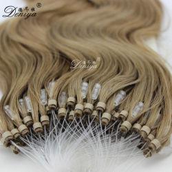 ريمي [هومن هير] قرنين شعر إمتداد حارّ يبيع [برو-بوندد] دقيقة أنشوطة حلق شعر إمتداد
