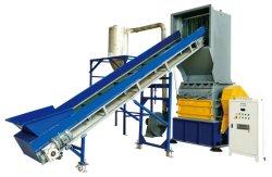 Feuille de broyage de broyage des déchets / Machines de déchiquetage/broyeur automatique/Film sac tissé Raphia PEE Recyclage Système de séchage de lavage/concasseur en plastique Machine déchiqueteuse