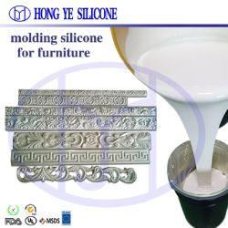 Полиуретановая смола ремесла, гипс ремесел пресс-форм силиконового каучука