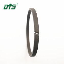 Hydraulique de haute qualité de la poussière de PTFE bague d'usure pour le cylindre de l'excavateur Kzt joints