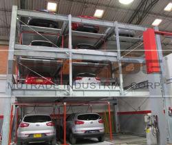 CE Гидравлическая Паззл Парковка Автоматическая Система Парковки Автомобилей (BDP Серии)