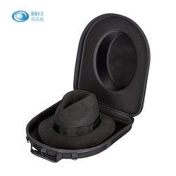 Grosser Universalarbeitswegfedora-Hut-Kasten, harter Shell EVA-Baseballmütze-Träger-Einkommen-Schutzkappen-Träger-Kasten