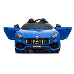 Mercedes Benz con licencia de venta al por mayor 2.4G R/C Control Remoto juguetes con doble puerta abierta para niños