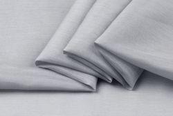 Mistura de algodão de seda têxteis 9m/m 30s 70c Silver