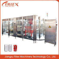 따뜻한 세일 말트 생강 탄산 에너지 음료 레드 불 병 250ml용 충전 기계, 슬림 캔 자동 음료 생산 라인
