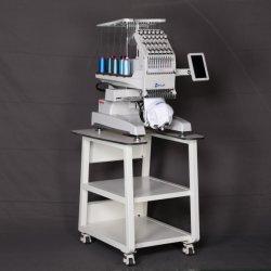 Small computer Borduurmachine for Home Cap T-shirt Schoen Sokken En zak