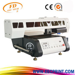 Smart Desktop многофункциональный 3D текстуры УФ светодиодный принтер для мобильных телефонов, акрил холст, пластиковые карты, поле для гольфа, металлических и деревянных печатной машины