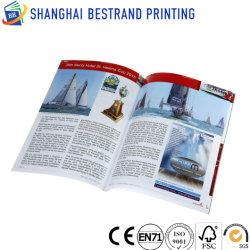 재활용 가능한 용지를 사용한 컬러 고품질 리플렛 인쇄