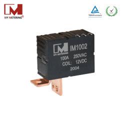 Het miniatuur Elektronische Relais van de Macht van PCB van de Klink 12V 24V 48V