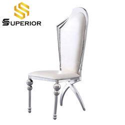 Le restaurant de l'argent des chaises en cuir Haut Retour à la maison et mobilier de l'hôtel