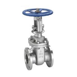 صمام بوابة WCB من الفولاذ المقاوم للصدأ فئة 150/ANSI 150 رطلاً/JIS 10K صمام الفحص باستخدام صمام بوابة نظام الماء/الغاز/الزيت