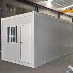 Una camera da letto prefabbricato contenitore scuola mobile prefabbricato 20 PIEDI contenitore House