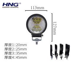 Arbeits-Licht-nicht für den Straßenverkehr Fahrzeug-Arbeits-Beleuchtung des SUV Auto-LKW-76W LED