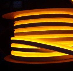 DC24V AC220V Flex LED luz cálida Whtie cuerda/blanco/rojo/azul/verde Neon LED luz LED
