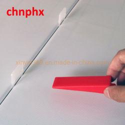 시스템 비닐 도와를 수평하게 하는 구체적인 플라스틱 지면 표준 크기