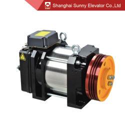 motore Gearless dell'elevatore dell'elevatore 0.4m/S del caricamento 450kg