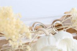 De alta qualidade, decoração elegante garrafa de vidro Difusor Reed Sola Flower
