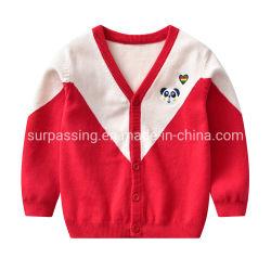 不規則な赤ん坊の衣服カラー刺繍の衣類の子供のコートの男の子の摩耗の男の子の外衣服の子供の衣服の冬の服装の赤ん坊の摩耗の併合