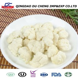 Großhandelspreis-gefrorener Gemüse-IQF gefrorener Blumenkohl in der Masse