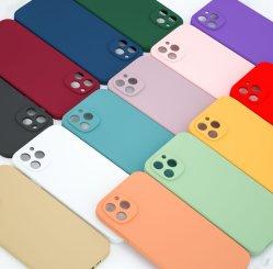 IPhone 12 Iphonexsmax 8p UV Logo d'impression couleur téléphone dépoli cas TPU