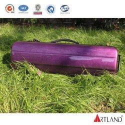 Фиолетовый градиент из углеродного волокна высокого класса качества Chameleon Скрипка (SVC503C)