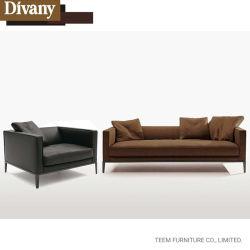 مصنع [إيوروبن] كلاسيكيّة مخمل بناء ركب أريكة يثبت لأنّ يعيش