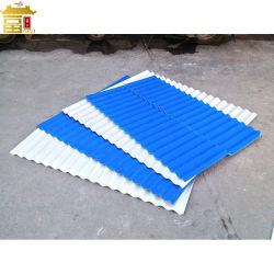 Строительных материалов на крыше Apvc плиткой гофрированный ПВХ пластиковый лист крыши
