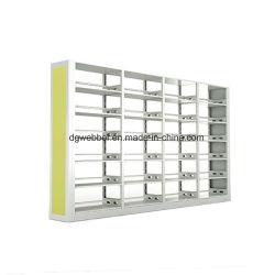 Moderno diseño de oficina precios baratos de altura estantería de madera