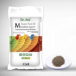 Dr. Aid Factory Basis NPK 24 van de Chloor van de Hot Sales de Microbiële Meststof van de Agent In water oplosbare Meststof 6 10