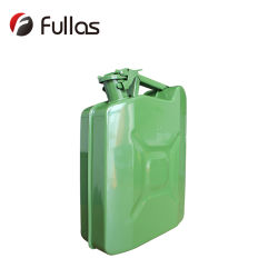 FLS-FT046 de 10L de metal de gasolina Bidón
