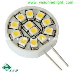 Le SMD 3528 G4 LED témoin (G4-S12-3528)