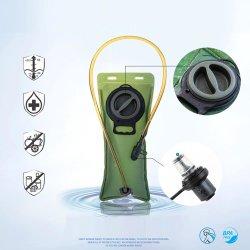 2L 3L TPU Aluguer de boca Sports Saco de água de hidratação de bexiga Camping Caminhadas Escalada Saco de água Azul Verde Militar