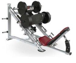 New Life Equipment Commercial Gym machine Strength Equipment Linear Leg Druk op Fitness-apparatuur